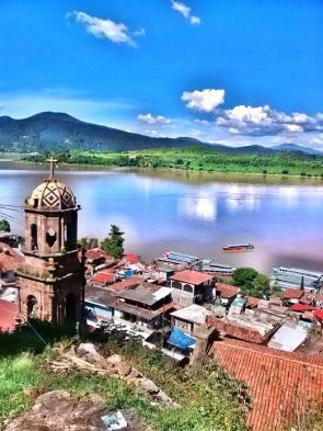 Isla de Janitzio, Michoacan.