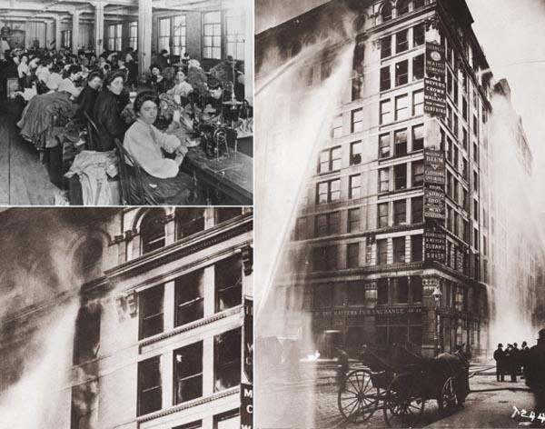Un día como hoy, el 8 de Marzo de 1908, trabajadoras del sector textil de la fábrica Cotton de Nueva York se declararon en huelga para reivindicar mejoras en sus condiciones infrahumanas de trabajo. Se encerraron en la fábrica ante la negativa del patrón a atender sus reivindicaciones. Se declaró un incendio (nunca se supo si fue provocado), muriendo todas las trabajadoras.