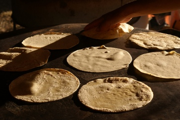 Tortillas a. mano