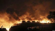 Una imagen que dice mucho del la explosión
