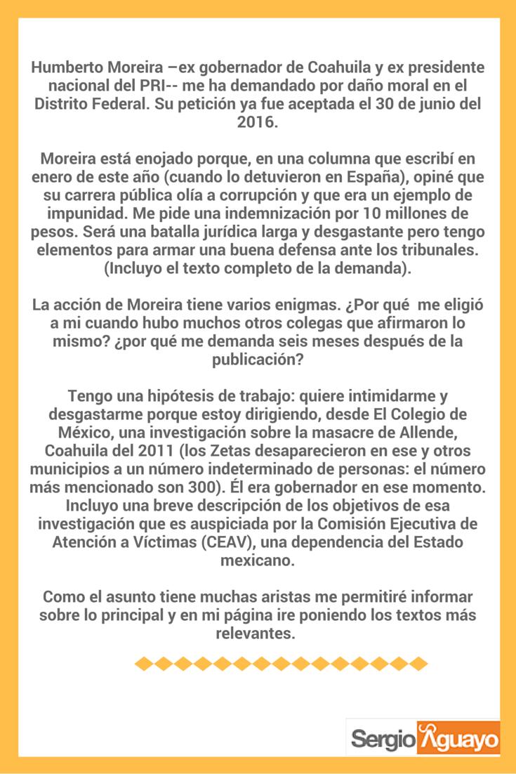 sergio aguayo responde a Moreira por demanda de diez millones de pesos.png